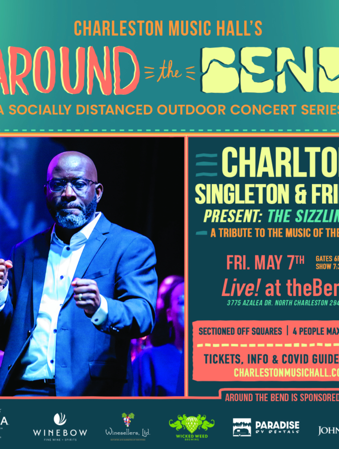 Charlton Singleton & Friends present: The Sizzling 70s - A Tribute to the Music of the 1970s