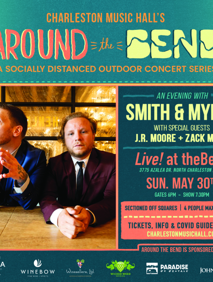 Smith & Myers w/ Special Guests J.R. Moore + Zack Mack