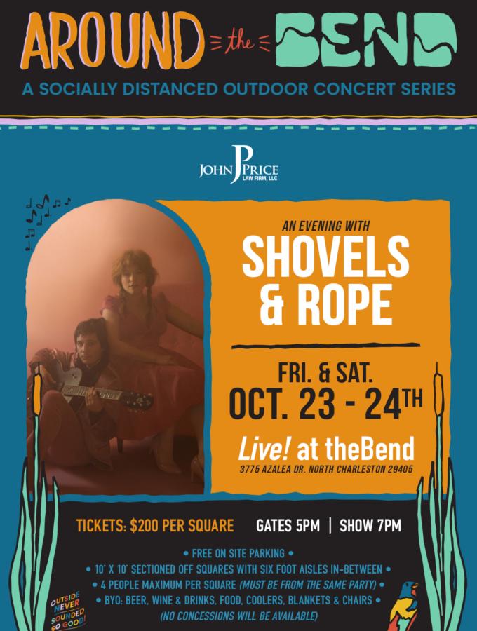 10/23 Shovels & Rope
